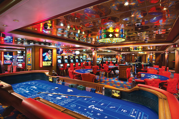 Casinos at Sea